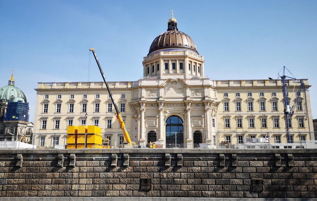 Palacio real de Berlín