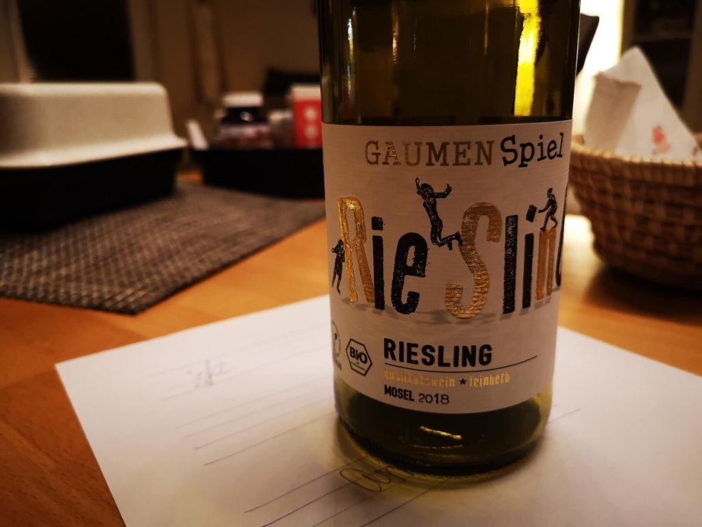 Vino alemán -Riesling