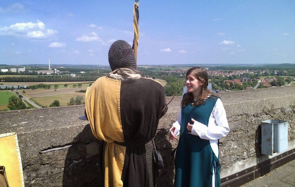 Vivir en el medioevo