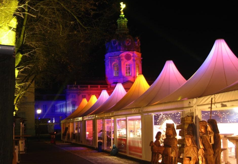 Mercado de Navidad Charlottenburg – Berlín